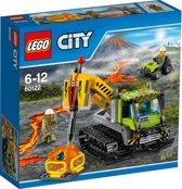 LEGO City Vulkaan Crawler - 60122