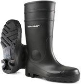 Dunlop H142011 PVC S5 Zwart Knielaarzen Uniseks
