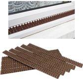 Vogelwering met afweerpinnen - 440 cm - 2 sets