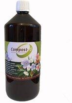 Compost-O, 1 Liter | plantenvoeding | versneld het composteren