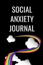 Social Anxiety Journal: 6 weeks Prompted Fill In Depression Journal: Mental Health Mindfulness - Self Care - Struggle Tracker - Mood - Bipolar