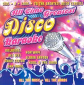 All Time Greatest Disco Karaoke//Pal/Region 2