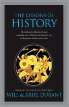 Boek cover Lessons of History van Will Durant (Paperback)