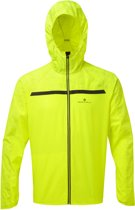 Ron Hill Momentum Afterlight Jacket Heren Fluor Geel HardloopjackSize : M