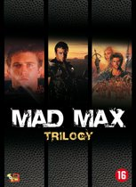 Mad Max - Trilogy (3DVD)Onbekend