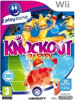 Playzone Knockout Party /Wii