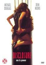 DVD cover van Disclosure