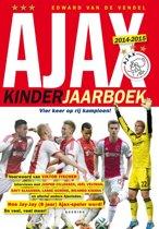 Ajax Kinderjaarboek 2014 / 2015