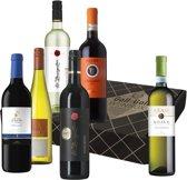 Gall & Gall Wijnbox Altijd Prijs - Rode en Witte Wijn - 6 x 75 cl