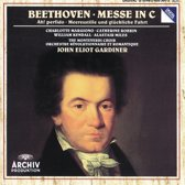 Beethoven: Messe in C, etc / Gardiner, Monteverdi Choir