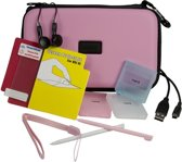 Logic3 Starter Kit Roze DSi XL