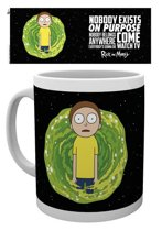 Rick and Morty Nobody Exists - Mok