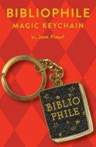 Bibliophile magic keychain