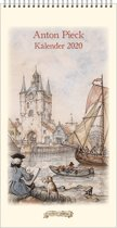 Notitiekalender 2020 Anton Pieck
