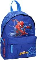 Spider-Man Protector | PVC Free Kinderrugzak - 6,1 l - Blauw