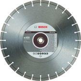 Bosch - Diamantdoorslijpschijf Expert for Abrasive 400 x 20,00+25,40 x 3,2 x 12 mm