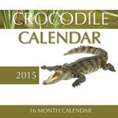 Crocodile Calendar 2015