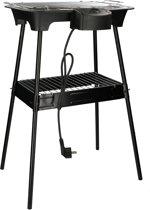 Elektrische Barbecue Staand en Tafelmodel - 2000W
