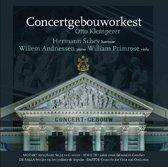 Symp. 25/Viola Concerto