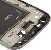Let op type!! 2 in 1 for Galaxy S III / i9300 (Original LCD Middle Board + Original Front Chassis)(Grey)