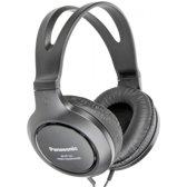 Panasonic RP-HT161E - Over-ear Koptelefoon - Zwart