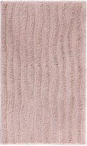 Aquanova Wave - Badmat - 60x100 cm - Dusty pink