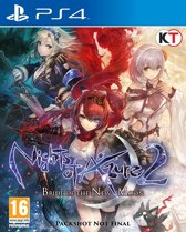 Nights of Azure 2: Bride of the New Moon  - PS4
