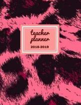 Teacher Planner 2018 - 2019 Zayin