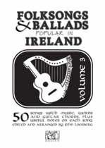 Folk Songs and Ballads Popular in Ireland