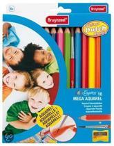 Kleurpotloden Bruynzeel Aquarel M3550