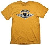 Wolfenstein 2 T-Shirt Airborne (Maat L)