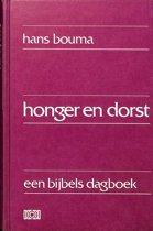 HONGER EN DORST