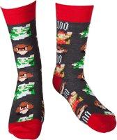 Nintendo - Mario Pixel Art Socks - 43/46