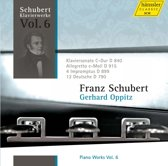 Schubert: Piano Works Vol.6
