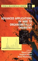Advanced Applications of NMR to Organometallic Chemistry