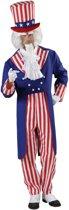 Vermomming als Uncle Sam voor volwassenen - Verkleedkleding - Large