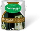 Koopmans Perkoleum - Dekkend - 0,75 liter - Monumentenblauw