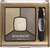 Bourjois Smoky Stories Quatuor Oogschaduw - 06 Upside Brown