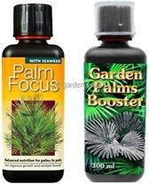 Groeipakket - Mest voor palmen en exoten