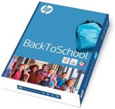 Printpapier HP Back To School - A4 80gr wit - pak 500 vel