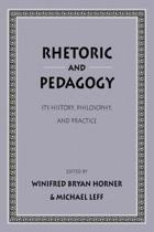 Rhetoric and Pedagogy