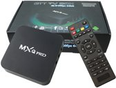 MXQ PRO+ Mediaspeler 8GB kodi en Android  Full HD