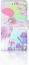 Huawei Honor 5X Uniek Boekhoesje Bird