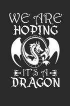 Hoping its a Dragon Journal - Pregnancy Announcement Journal