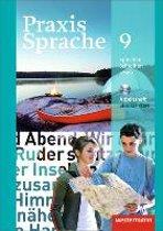Praxis Sprache 9. Arbeitsheft mit CD-ROM. Allgemeine Ausgabe
