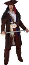 Zeerover piratenkostuum voor mannen - Volwassenen kostuums