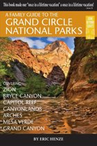 Omslag van 'A Family Guide to the Grand Circle National Parks'