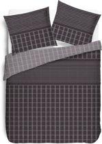 VISION Martin Grey - Dekbedovertrek - 240x220cm - 100% Katoen