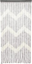Bamboe vliegengordijn/deurgordijn 90 x 180 cm type1 - Insectenwerende vliegengordijnen