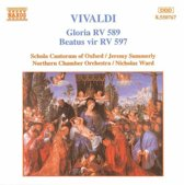 Vivaldi: Gloria, Beatus Vir / Jeremy Summerly, Nicholas Ward